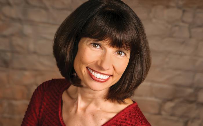 Photo of author Margaret Peterson Haddix