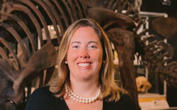 Headshot of Abigail Poklar