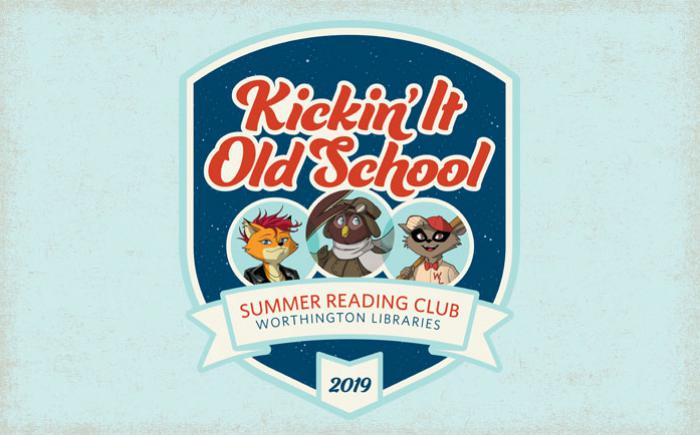 2019 Worthington Libraries Summer Reading Club logo